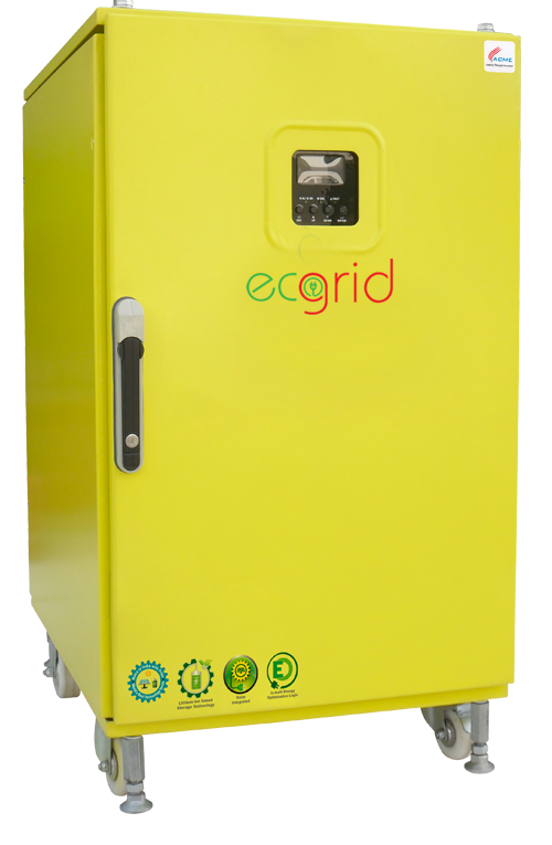 what-is-ecogrid
